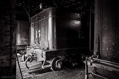 E.B.T. 15 (marko138) Tags: railroad abandoned train blw pennsylvania steam coal baldwin railfan tender narrowgauge eastbroadtop railroadphotography ebt15