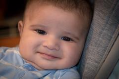 Half Smile (lilnjn) Tags: tunisia aziz