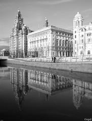 Liverpool Pier Head (nicknpd) Tags: uk liverpool three pier canal head stroll graces wallasey merseyside