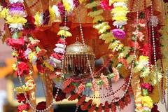 Vaisakhi in Bradford (Maria Spadafora (@BloodyNoraDJ)) Tags: street flowers horse music orange streetart streets colour bird festival musicians drums freedom poetry bradford indian yorkshire streetphotography parade seva procession colourful sikhs gurdwara kirtan sikhism nagar bhangra singh bunting khalsa daya vaisakhi kaur dharam dhol langar punjabis dholis panjabis dholdrummers bradfordpeople bradfordfestival bradfordvaisakhi vaisakhibradford vaisakhi2016 sikhvaisakhi