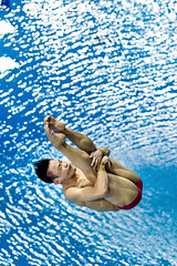 FINA/NVC Diving World Series 2016 - Dubai (fina1908) Tags: 2016 fina nvc diving worldseries tuffi dubai yangchn unitedarabemirates uae dws dws16