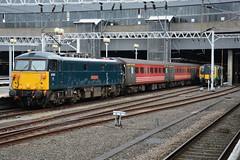 87002 London Euston 18/04/2016 (Brad Joyce 37) Tags: electric spurs virgintrains thfc wcml londoneuston class87 gbrf footballspecial 87002 1z77