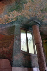 (Rainbowfish7) Tags: barcelona spain espana gaudi casamil lapedrera