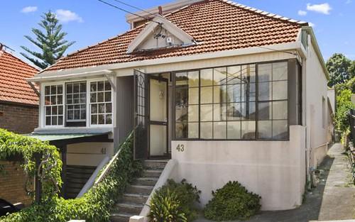 43 Meymott Street, Randwick NSW