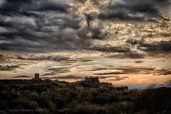 Dover Castle (calum_forrester) Tags: sunset castle nikon nik mad hdr dover