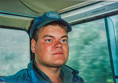 1992 UNIFIL - On the bus II (Normann Photography) Tags: lebanon norway un unitednations service 1992 peacekeepers libanon coya norwegianarmy kompania unifil unitednationsinterimforceinlebanon unitednationsinterimforcesinlebanon fntjeneste