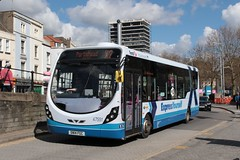 Wright Streetlite (DennisDartSLF) Tags: bus bristol first wright expressyourself streetlite 47551 somersetandavon sn14fgc