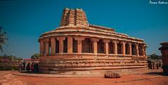 Durga Temple ,Aihole (pavankoduru) Tags: architecture century 5th hdr stonecarvings dynasty badami unseco aihole pattadakal incredibleindia heritageofindia architectureofindia architecturalphoography chalukyana