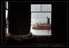 Moored (Pro-Zak) Tags: abandoned industry ferry newjersey waterfront prozak maritime urbex arthurkill coaldumper timothyvogel majorgeneralwilliamhhart