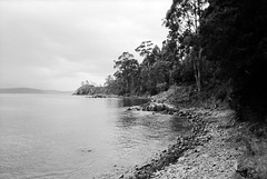 D'Entrecasteaux Channel (Kent Holloway) Tags: au australia tasmania southport leicam6 fujiacros100 summicron35mm