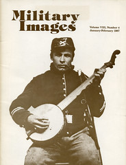 Military Images magazine cover, January/February 1987 (militaryimages) Tags: history infantry mi america magazine soldier photography rebel us marine uniform photographer unitedstates military union navy archive confederate worldwari civilwar american weapon tintype ambrotype artillery stereoview cartedevisite sailor ruby veteran roach daguerreotype yankee cavalry neville spanishamericanwar albumen mexicanwar coddington backissue citizensoldier indianwar heavyartillery matcher findingaid militaryimages hardplate