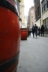 Barrels (Alexander.Banks) Tags: street urban london nikon barrels d5200