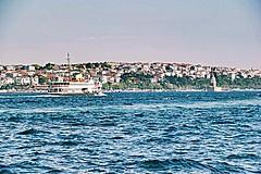 #istanbul #bosphorus #vapur #maidentower (mercantonga) Tags: istanbul vapur bosphorus maidentower