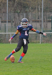 20160403_Avalanches Annecy Vs Falcons Bron (31 sur 51) (calace74) Tags: france annecy sport foot division falcons bron amricain avalanches rgional