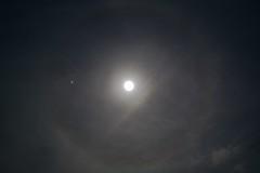 Lunar Halo (Aviator195) Tags: sky cloud moon cold night clouds dark stars star amazing cool rainbow nikon darkness cloudy awesome sydney kitlens halo australia nighttime lunar starry woah moonbow themoon northernbeaches moonring moonhalo moonrings lunarhalo d7100 lunarring nikond7100 lunarrings