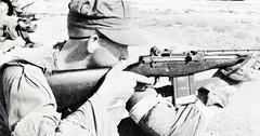PLT 294 065e ~ Rifle Range (BDC Photography) Tags: california usmc sandiego bootcamp riflerange unitedstatesmarinecorps mcrd m14rifle marinecorpsrecruitdepot edsonrange