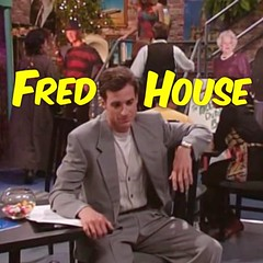 Fred House (the ghost in you) Tags: fullhouse horror freddy freddykrueger wescraven