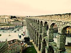 Acueducto de Segovia-Impresionante (portalealba) Tags: espaa spain segovia 1001nights portalealba