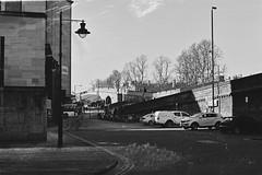 York (Matthew-King) Tags: park york slr film car 35mm nikon f100 super row xp2 wellington ilford aviva c41