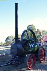PE_Marshall_17811_McLeansIsland_9April2016 (nzsteam) Tags: price train island traction engine railway scene steam engines locomotive boiler boilers mcleans sawmilling