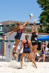 IMG_4903 (EddyG9) Tags: arizona set female women louisiana university outdoor beachvolleyball lsu spike athletes ncaa dig invitational tulane serve 2016 sandvolleyball