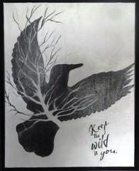 wildness (Birgit.Riemann) Tags: abstract art paint acrylic modernart kunst hell paintings canvas birgit acryl abstrakt malerei 2015 leinwand gemälde riemann zeitgenössische schwarzweis acrylbild acrylbilder acrylart