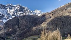 Avanza la primavera (Luciano Fochi) Tags: light italy spring cabin valledaosta