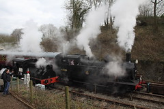 Sentinel & Jinty (thagrol) Tags: train norton steam sentinel midsomer jinty sdjr