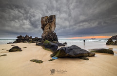Lumeboo (Chencho Mendoza) Tags: costa playa galicia ferrol doniños lumeboo chenchomendoza