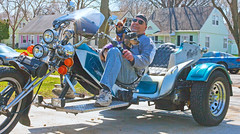 rumble (local paparazzi (isthmusportrait.com)) Tags: blue portrait people texture dogs sunglasses bike person eos 50mm prime pod aperture sitting unique f14 wheels elvis icon dressedup portraiture fancy motorcycle cropped trike neat usm madisonwi seated iconic ef priscilla doggles 2016 50mmf14usm danecountywisconsin canon5dmarkii localpaparazzi redskyrocketman lopaps isthmusportrait dennistreinen