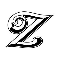 Milano Z 250 (pepandtim) Tags: milano letter alphabet 250