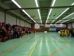 TV Knielingen 40:34 TV Hardheim (fchmksfkcb) Tags: tv baden karlsruhe handball groundhopping knielingen hardheim tvhardheim amateurhandball tvknielingen reinholdcrocollsporthalle