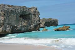 Rocky Headland of Bottom Bay Beach (vbvacruiser) Tags: cruise vacation beach barbados caribbean silversea silverwind bottombay