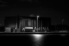 Swansea Dry docks (technodean2000) Tags: city bw white black swansea wales docks nikon south deep dry tamron f28 lightroom 70200mm d610