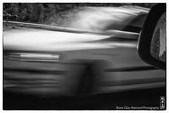 passing_by (alamond) Tags: blackandwhite bw monochrome car speed canon drive pass 7d l passing usm ef f4 1740 mkii markii brane llens alamond zalar