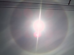 22 degree Halo of Cirrostratus (2) (athena60_98) Tags: 2 bus weather for 22 washington waiting halo while around pm yakima observed degree optics cirrostratus