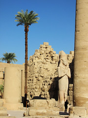 Temple of Karnak Egypt (shaire productions) Tags: world old travel building history tourism architecture temple photo sandstone ruins exterior image columns egypt picture structure architectural photograph egyptian karnak archeology ancientegypt archaic templeofkarnak egyptandthenile