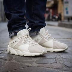 Une Trinomic de plus avec cette... (konsortium.avignon) Tags: new sock sneakers concept puma hybrid bog core uploaded:by=flickstagram instagram:photo=1211684906315459123329377217