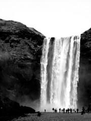 DSCN4328e (scootsterg) Tags: waterfall iceland skgafoss skgafosswaterfall