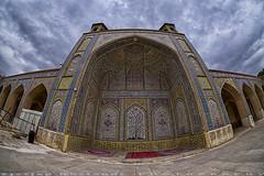 Vakil Mosque eastern Iwan (T   J ) Tags: iran fujifilm shiraz xt1 teeje samyang8mmf28