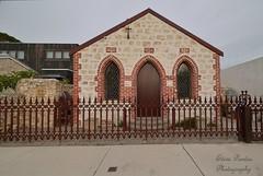 Old Presbyterian Church 1890 (steve 111) Tags: au australia fremantle westernaustralia