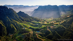 Helshoogte Pass Panorama (Panorama Paul) Tags: panorama sunrise southafrica h vineyards aerialphotography westerncape nikkorlenses nikfilters nikond800 wwwpaulbruinscoza thelemawineestate helshoogtepass paulbruinsphotography nicokohne