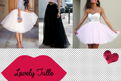 S. Valentine's Day Outfit 6 - Lovely Tulle (New York can wait...) Tags: love fashion shirt outfit shoes skirt valentine ring special date lovely tulle valentinesday blouses accessorize ootd
