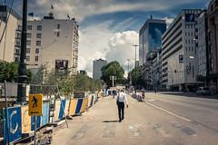 Lost In Brussels... (Gilderic Photography) Tags: street city brussels people man canon solitude belgium belgique belgie bruxelles brussel ville 500d gilderic