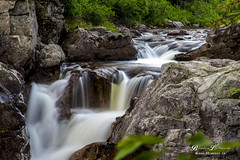 Fourty-Five River Falls (Beverley Lu) Tags: summer nature water canon river landscape outdoors waterfall scenery rocks outdoor calming peaceful calm falls newbrunswick waterfalls serene fundy 6d fundypark canon6d fourtyfiveriverfalls