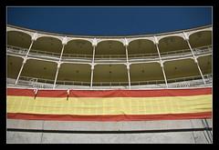 Plaza de Toros de Las Ventas @Madrid (brunombo) Tags: corrida bullring bullfight plazadetorosdelasventas tamronaf18250mmf3563diiildasphericalifmacro tamron pentax justpentax viaggio travel piacere leisure spagna spain madrid