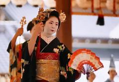 (-5 (nobuflickr) Tags: japan kyoto maiko geiko         miyagawachou  20160202dsc00055