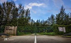 1563 fb (lovedove_ken) Tags: park plant island singapore gate coney