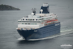 Horizon (Aviation & Maritime) Tags: cruise norway horizon cruiseship bergen croisieresdefrance