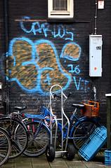 graffiti amsterdam (wojofoto) Tags: holland amsterdam graffiti nederland carlos tags netherland wolfgangjosten wojofoto